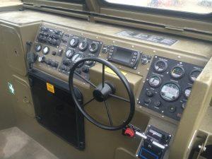 Helm Control station